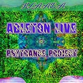 Ableton Live Psytrance project