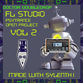 Dr. Doubledrop FL Studio Psytrance Template